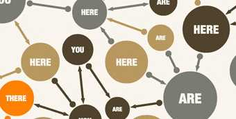"""You Are Here"" by Mario Klingemann on Flickr, CC BY 2.0"