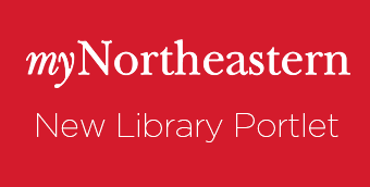 myNortheastern - new library portlet