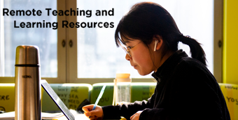 Remote Teaching & Learning Resources