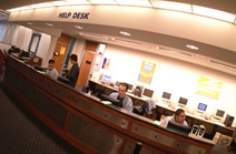 InfoCommons Help Desk